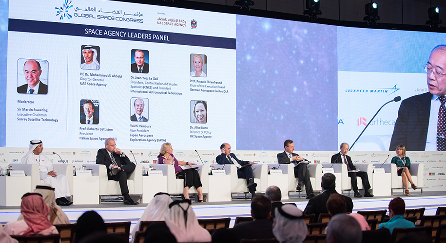 Upcoming Events | Global Space Congress 2019 |
