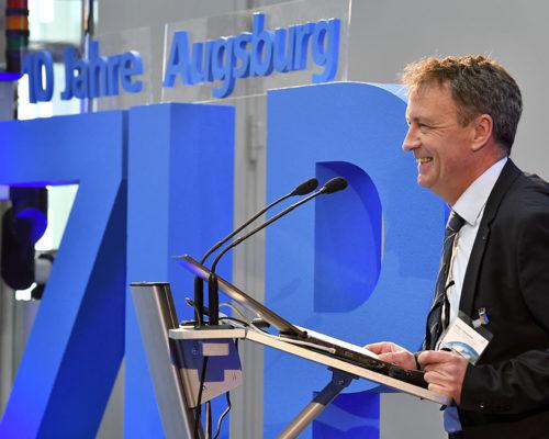 10 Jahre Zentrum für Leichtbauproduktionstechnologie ZLP in Augsburg Foto: Marcus Schlaf, 15.05.2019